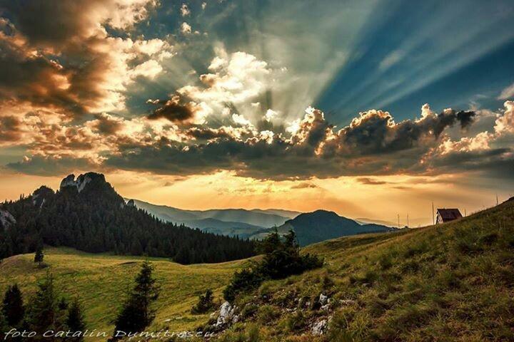 Rarau, Romania