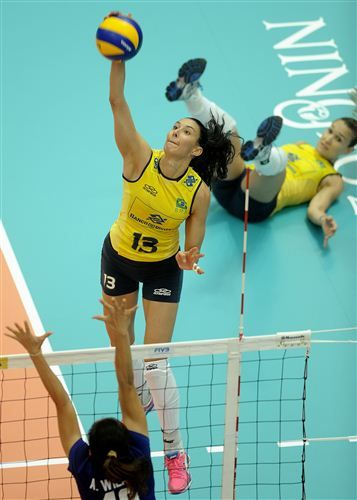 Volleyball 2012 Olympics | 2012 London Olympics Volleyball News: Brazil Volleyball Team Roster