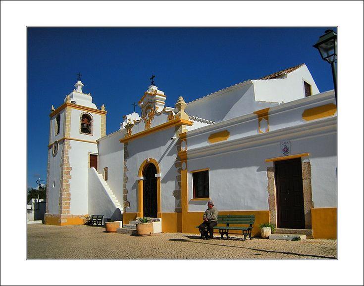 Igreja Matriz de Alvor, Algarve, Portugal by dta