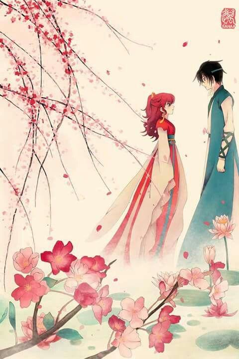 Discovered this manga a few weeks ago. New obsession. So good.  #AkatsukiNoYona #Hak #Yona