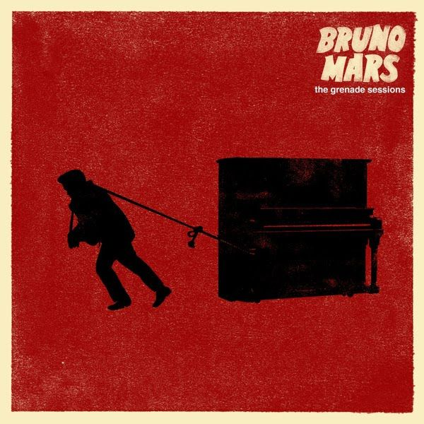 Coverlandia - The #1 Place for Album  Single Cover's: Bruno Mars - The Grenade Sessions - EP (Official Album Cover)