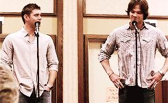 14. Beyond cute. | 55 Reason Jensen Ackles Is The Best Person Ever