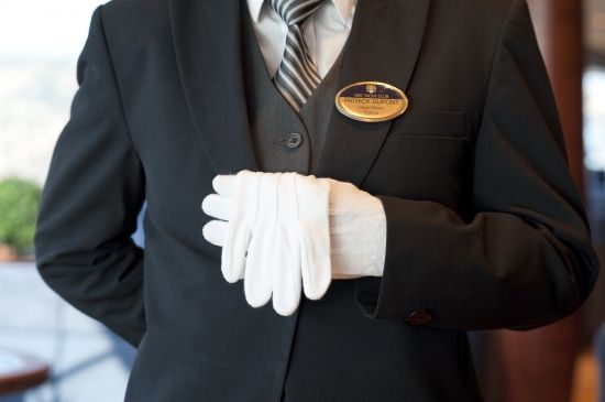 Our white glove #butler service is like nothing else, be prepared to be #pampered!