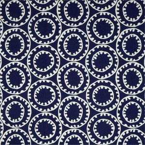 Ring a bell - Navy (outdoor) | Hertex Collections