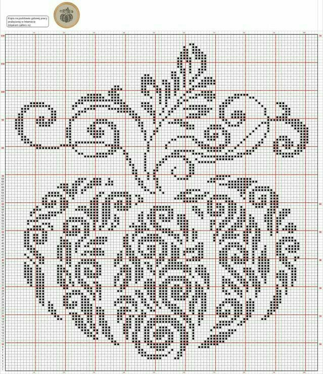 Pumpkin (Cross Stitch)
