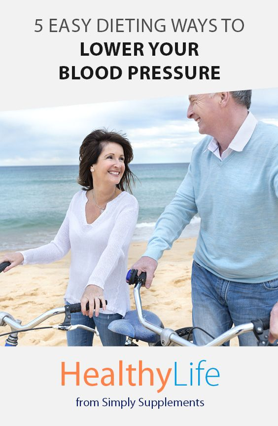 5 Easy Dieting Ways to Lower Your Blood Pressure - Healthy Life | 1 in 3 adults in the UK suffers from high blood pressure. There are dietary changes you can make to lower blood pressure and reduce your risk of strokes, heart disease and other related conditions.