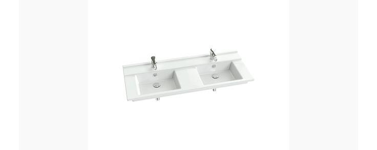 KOHLER | XF112K | Struktura 1200mm Washbasin/Vanity top | KOHLER