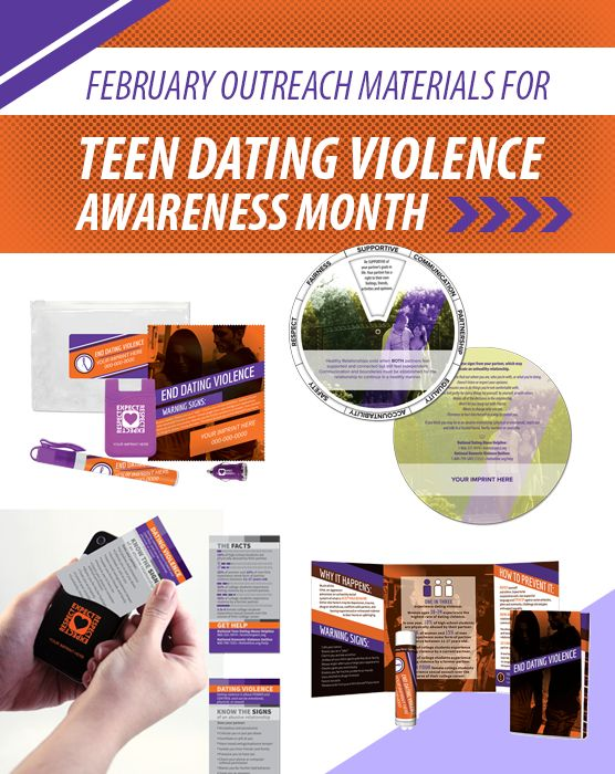 Learn more about Teen Dating Violence