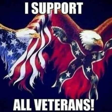 I support ALL Veterans