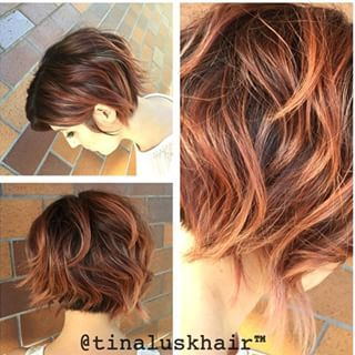 Check this out! @tinaluskhair created this awesome short haircut on our homie @wherezashdoinhair Lookin fly Ash! :) #stylist #haircut #hairstylist #shorthair #bob #bobhaircut #artists #hairartists #zimbali #zimbalibabes #womensshorthair #texture