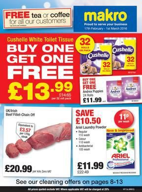 #Makro #leaflet 17th February to 1st March 2016