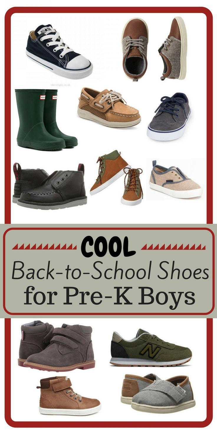 Back to School Outfits Stylish and cool back-to-school shoes for toddler and pre-k boys! Back-to-school outfits // Boys shoes // cool sneakers // Toddler Boy style // Boy outfit inspiration // Toddler Shoes // Shoes for Preschoolers // Pre-school // Cool shoes for kids // Fall shoes // Shoes for kids // Back-to-school //