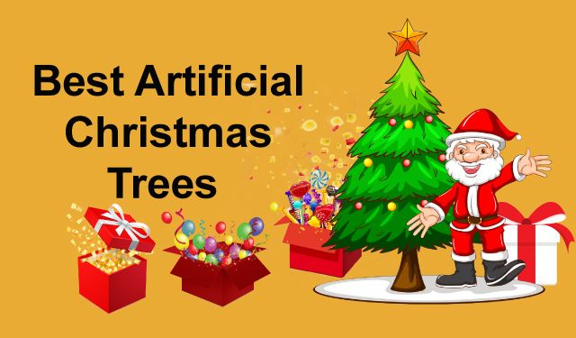 Best Artificial Christmas Trees 2020 5 Ft Top 10 Best Artificial Christmas Trees Reviews | Best