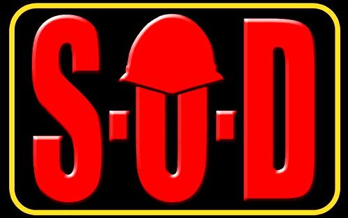 S.O.D.  Stormtroopers of Death was an American crossover thrash band formed in New York City in 1985