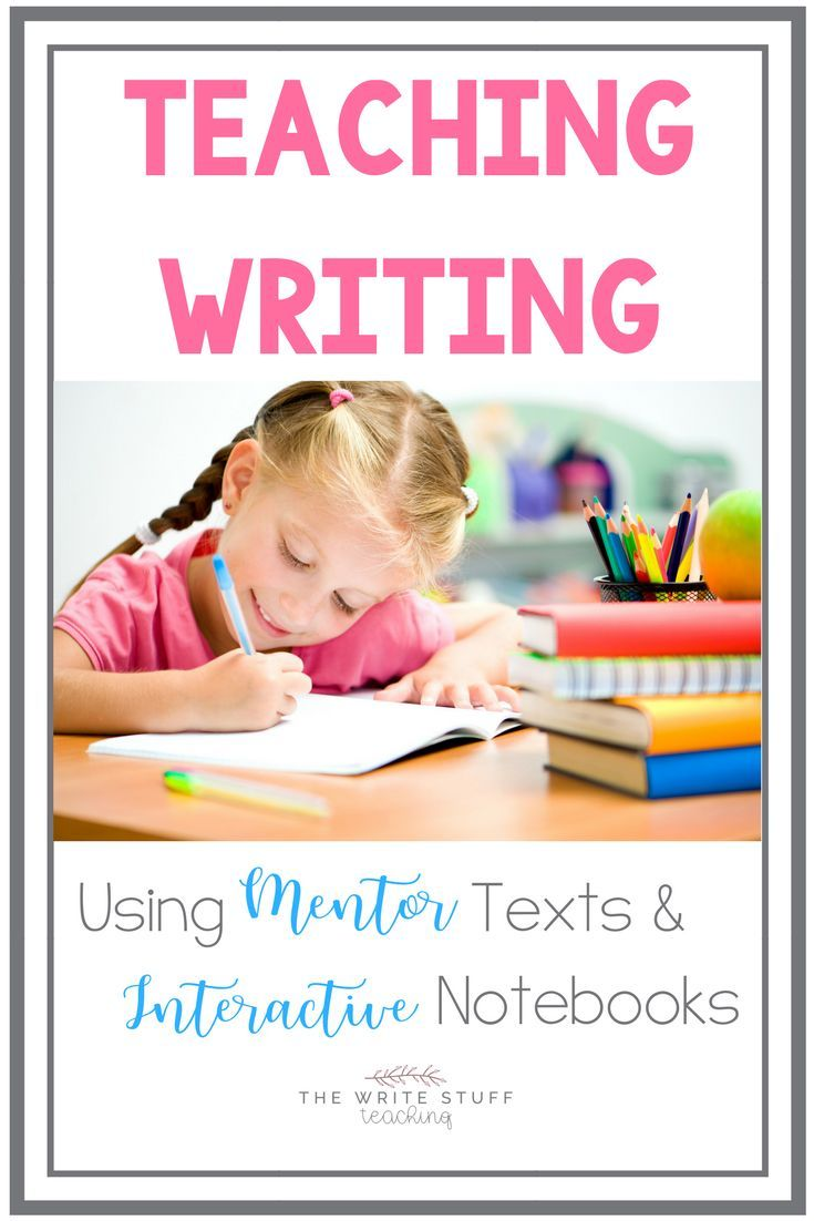 Writing Mindset is Important to Develop in Primary Writers | English