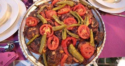 Kayseri Fırın Ağzı Kebabı | Nurselin Mutfağı Yemek Tarifleri