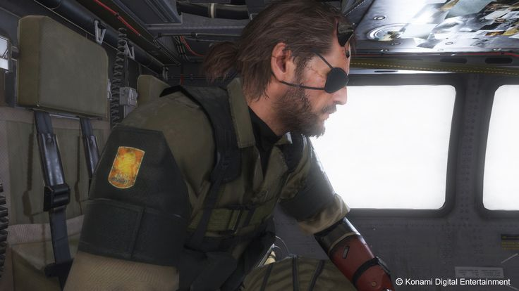 Foto: Materiały prasowe.  Kup na https://cdp.pl/metal-gear-solid-v-the-phantom-pain-day-one-edition-pud-ps4.html