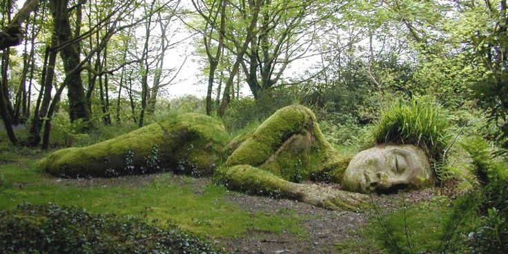 I lost gardens of Heligan, meravigliosi giardini ritrovati in Cornovaglia