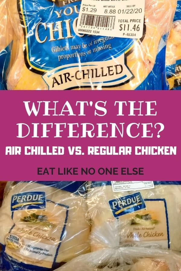 Air Chilled Chicken What S The Difference In 2020 Whole Foods