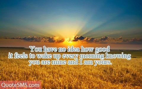 best good morning text