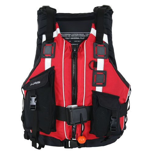 Type V PFD with 9.97kg of flotation, adjustability to fit chest sizes from 76cm - 147cm. Buy NRS online in Australia at Big Water.