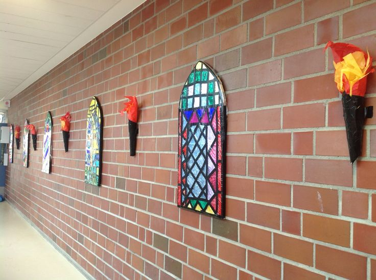 VBS 2013- decoración de pared