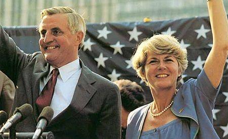 How Geraldine Ferraro changed politics for women