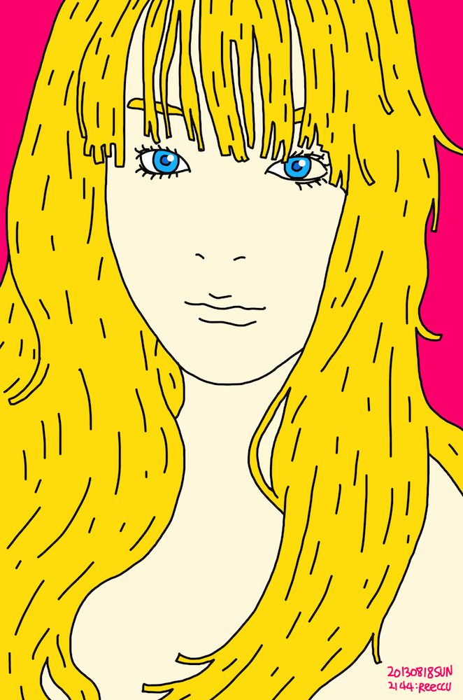 Face Drawing 82
