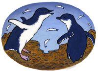 Pas de visite chez les Pingouins (il n'y en a plus beaucoup...) mais le Penguin Centre à Kingscote organise toujours le nourrissage des Pélicans pour pas très cher