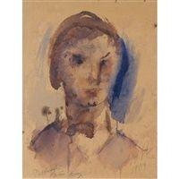 Mrs Kuntze by Georgios Bouzianis 1909
