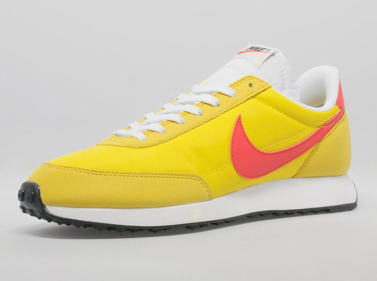 #Nike Air Tailwind - Vivid Sulfur/Action Red #sneakers