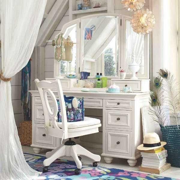 1123 best Dressing Table, Vanities. images on Pinterest | Bedroom ...