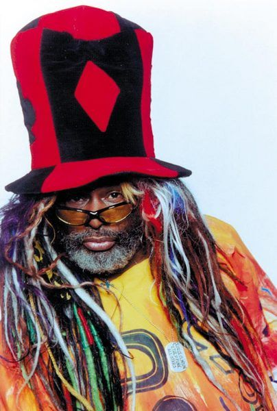 Funkadelic Funkmaster General George Clinton. Responsible for many a funkified funky song.