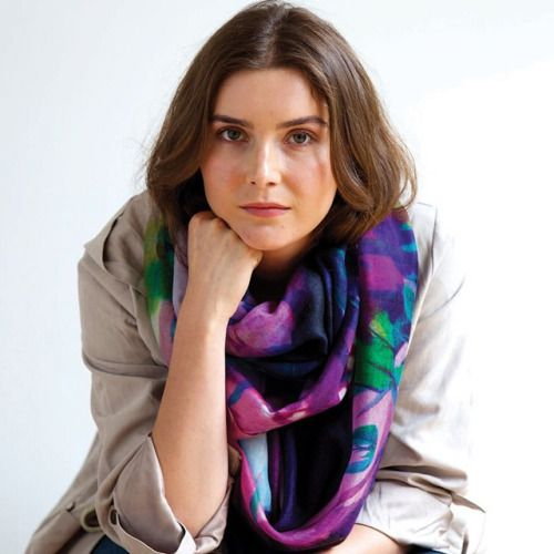 Our Charisma scarf is 100% cashmere and coming soon! www.squeakdesign.com