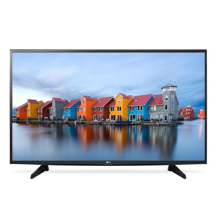The 9 Best TVs Under $500: Best Connectivity: LG Electronics 49LH5700 49-Inch 1080p Smart LED TV