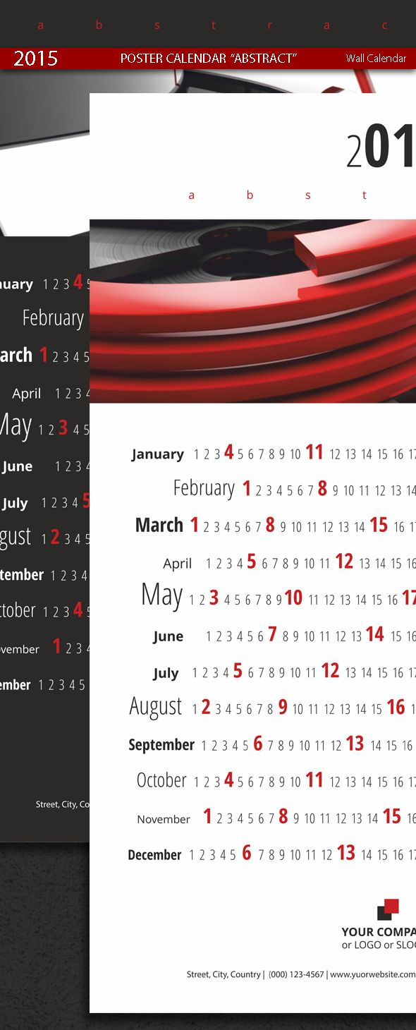 8 Best Calendars Images On Pinterest Business Calendar Print