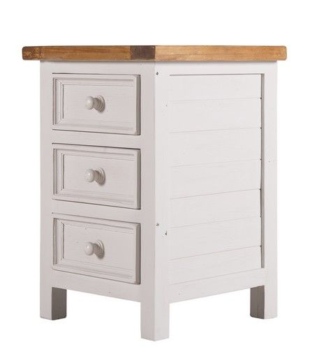 Tuscan Bedside Cabinet (450W x 430D x 650H mm) RRP $295
