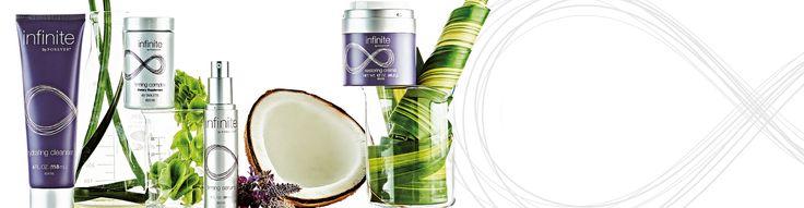 Walcz ze starzeniem ze swoją nową ulubioną linią  produktów pielęgnacyjnych. Przedstawiamy infinite by Forever™.