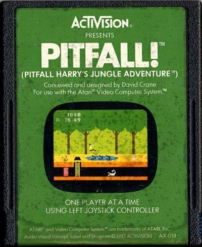 Atari 2600 - Pitfall