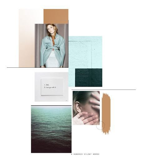 Mood Board tips and courses online and offline