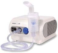 Aparat aerosoli Omron C28 Plus  Pentru a nu agrava boala de care suferim, aparatul de aerosoli este prevazut cu filtru de praf. Acesta impiedica patrunderea particulelor de praf in compresor si de aici in medicamentatia lichida transformata in aerosoli. Trebuie sa avem grija ca, dupa maximum 6 luni sau mai devreme daca este murdar, filtrul sa fie inlocuit. Din acest motiv Omron ofera clientului, in pachetul standard 5 filtre de rezerva.