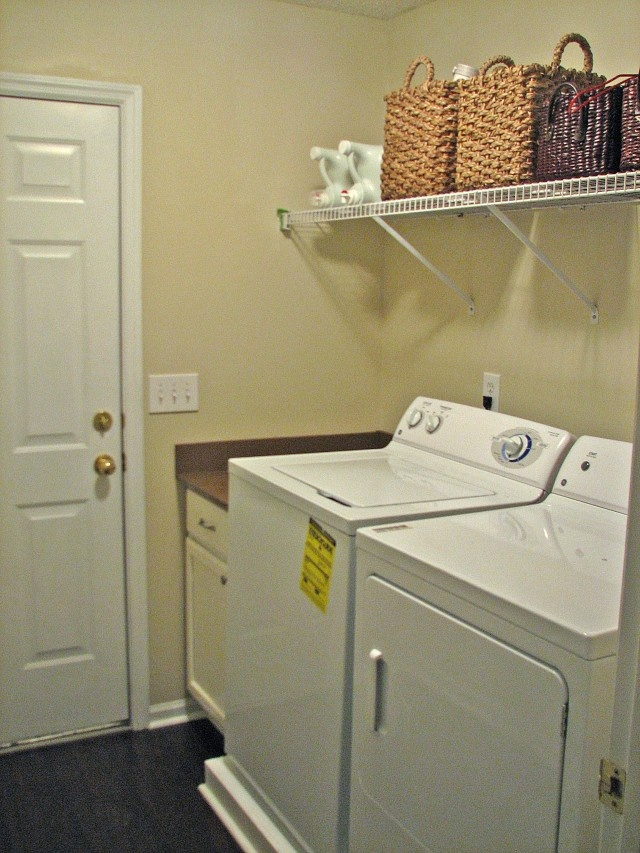 Build Your Own Platform For Washer And Dryer To Create A