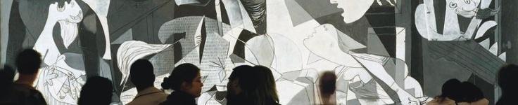 The Reina Sofia Museum- home to Picasso's 'Guernica'