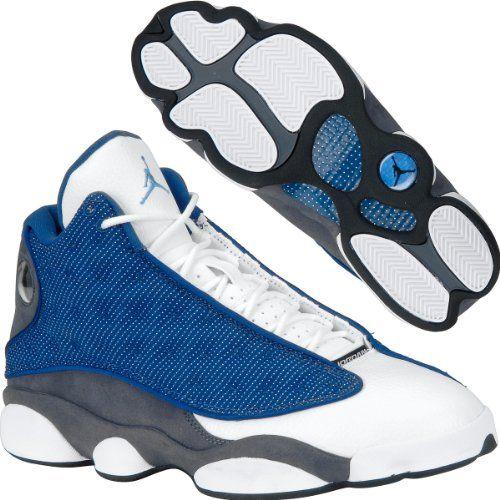 jordan retro 13 blue for men