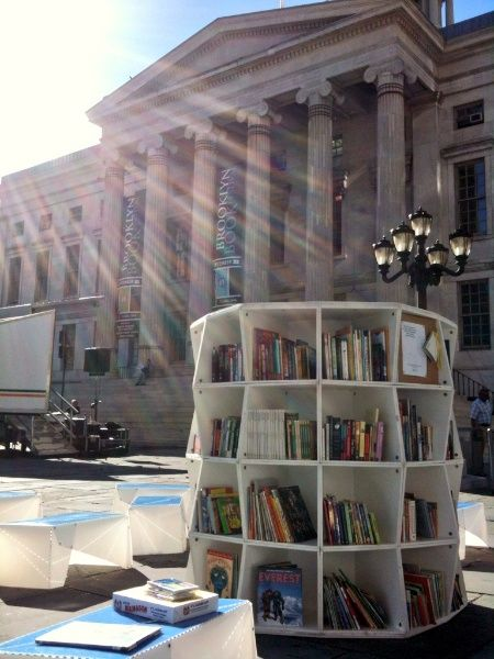 The Pop-Up Reading Room (New York)