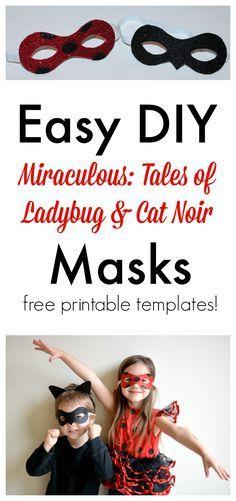 Miraculous Masks