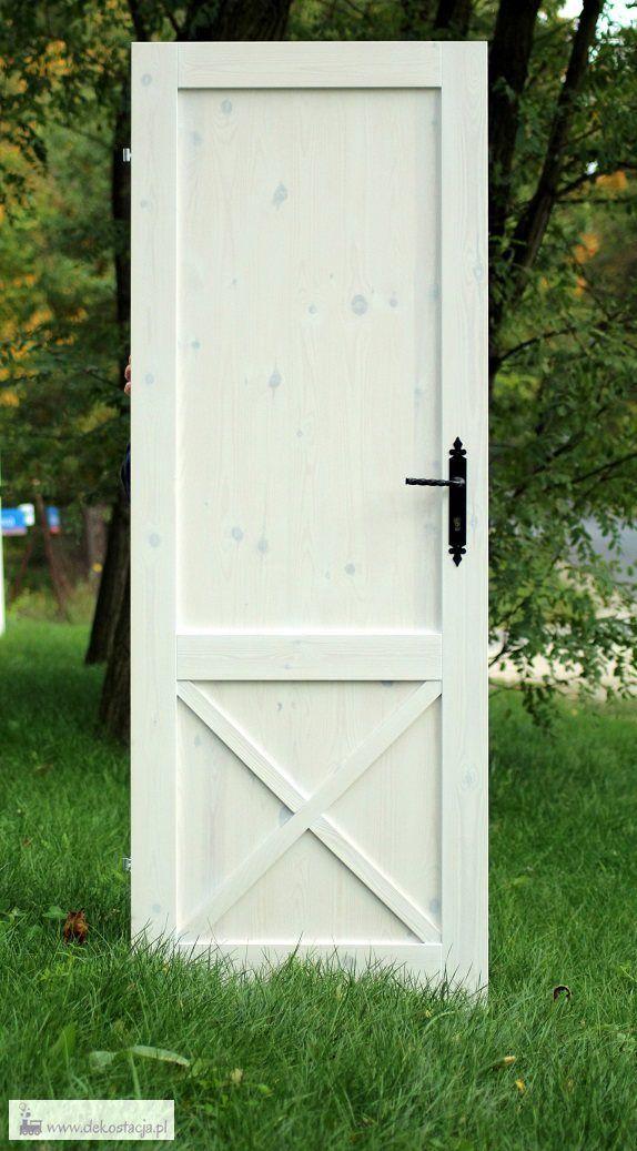 Rustykalne drzwi DIY - metamorfoza!  #diy #home