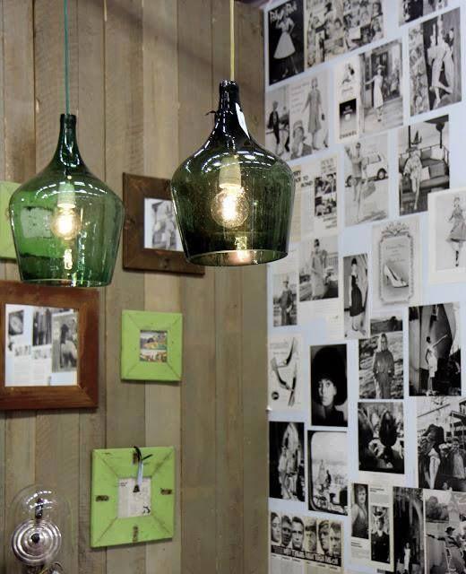 Home decor #FaiDaTe #DIY #RicicloCreativo  SEGUICI SU: www.facebook.com/CreoEco www.pinterest.com/CreoEco