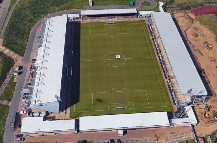 Sixfields Stadium - Home of Northampton Town FC