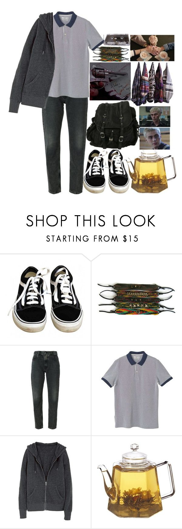 """""""{Alex Standall}"""" by soravolley ❤ liked on Polyvore featuring Vans, Diesel, MANGO, AllSaints, men's fashion, menswear and plus size clothing"""